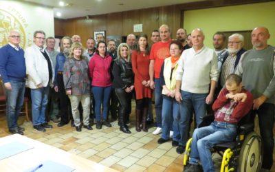 Ustavující konference oblastního klubu SPD v Jindřichově Hradci